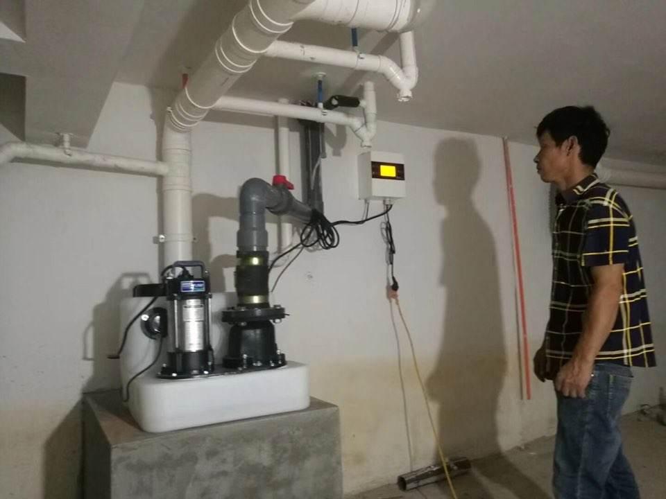 内蒙古污水提升器厂家告诉您,什么样的污水提升器更适合卫生间?