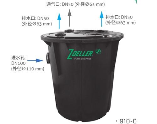 进口商用污水提升器