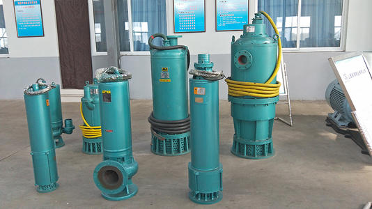 内蒙古污水泵的选型要注意哪些问题?